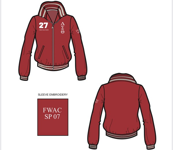 DST TRACK JACKET FWAC SP07