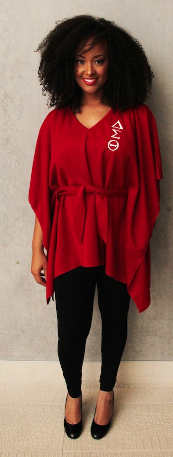 DST PONCHO