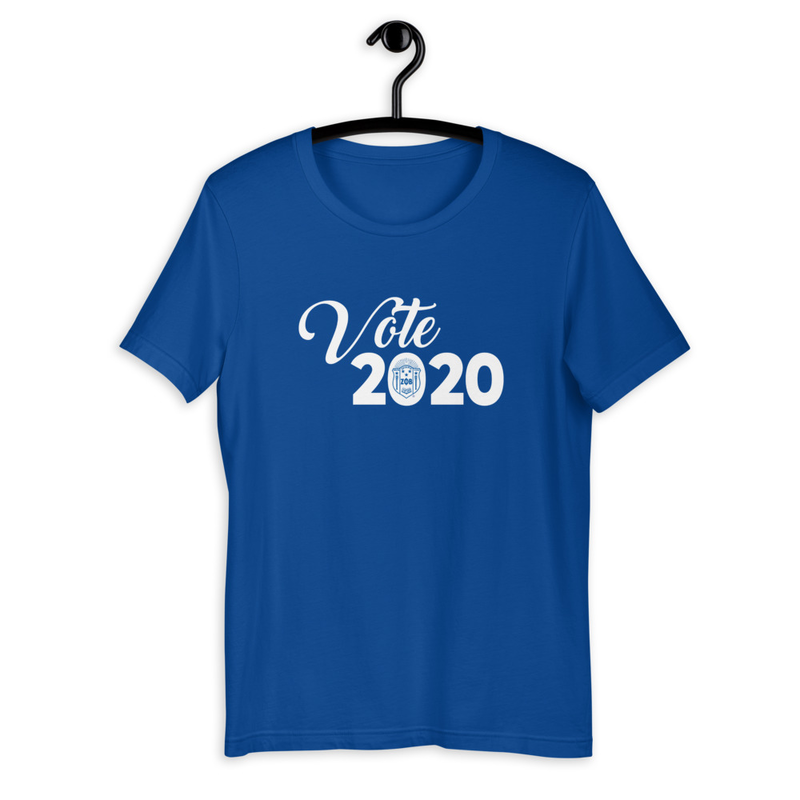 ZPHIB VOTE Short-Sleeve T-Shirt