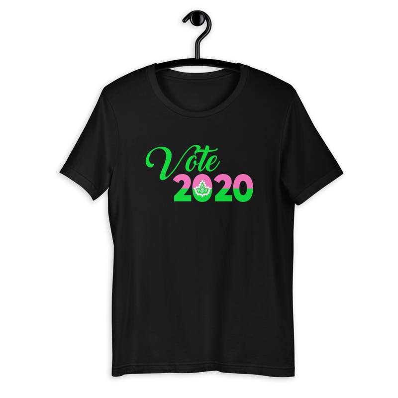 AKA Vote 2020 Short-Sleeve T-Shirt